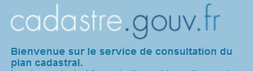 https://cadastre.gouv.fr